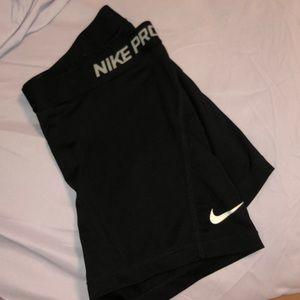 Woman's Nike spandex